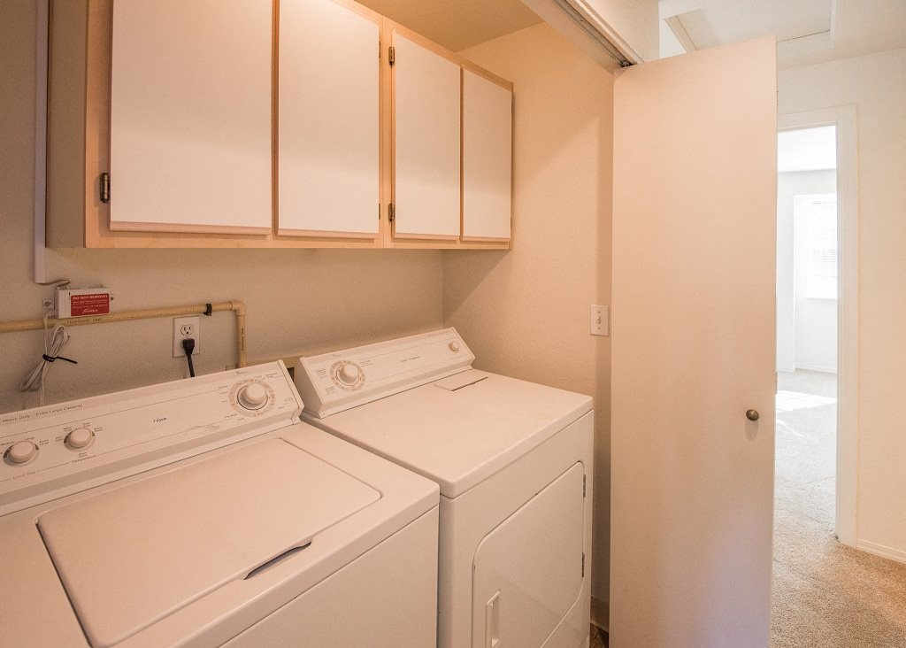 Hathaway Court Laundry Washer & Dryer