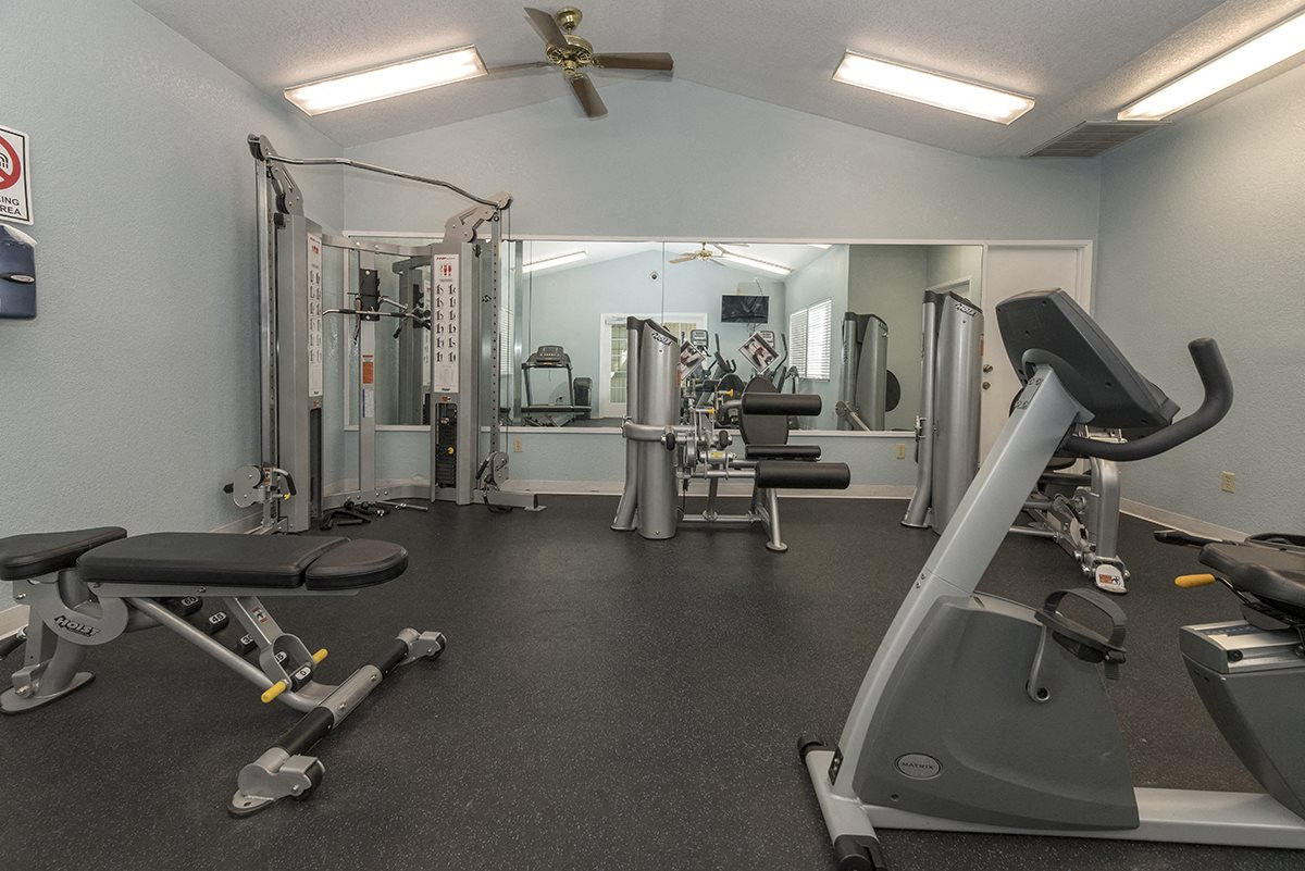 Pepperwood Fitness Center Equipment 2nd Angle