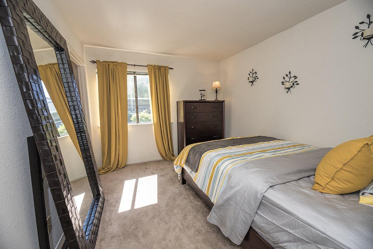 Pepperwood Model Second Bedroom