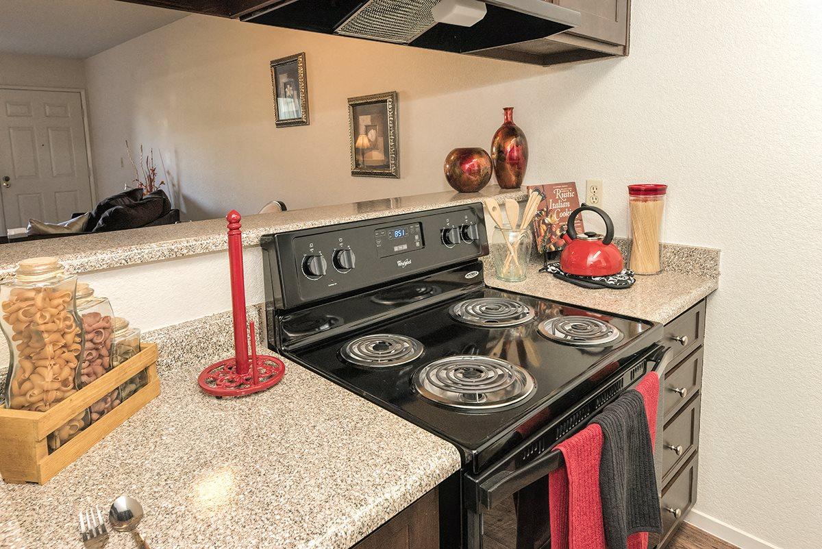 Pepperwood Model Upgraded Kitchen Stove Range