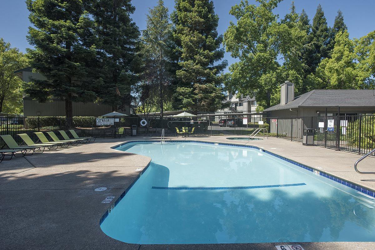 Pepperwood Pool and Pool deck