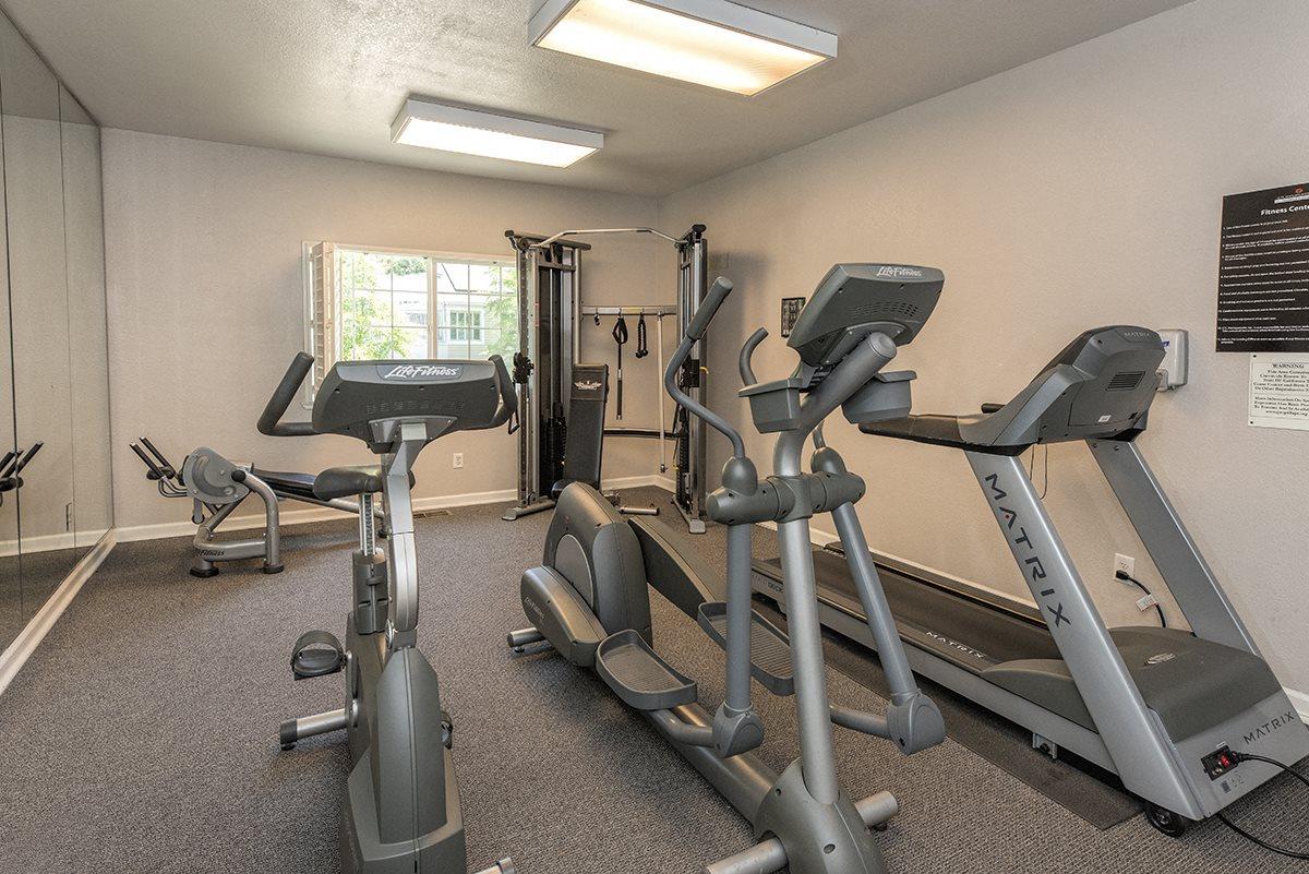 Rocklin Gold Fitness Center