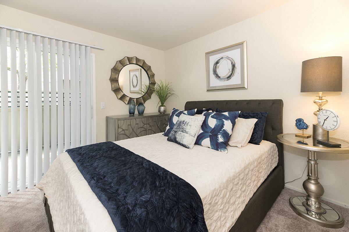 Rocklin Gold Model Second Bedroom & Patio