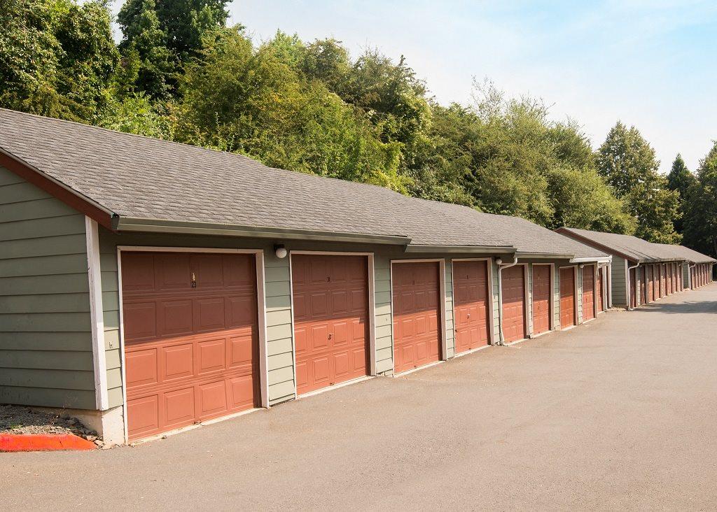 Shadow Hills Garages