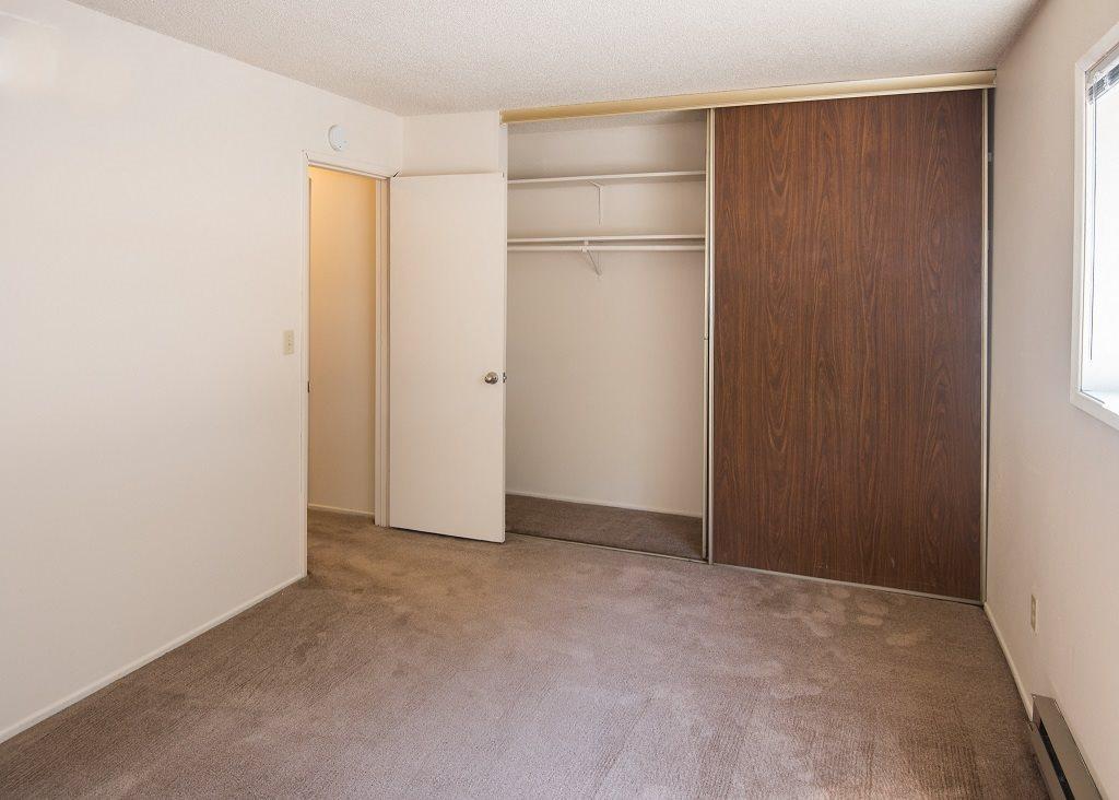 Shadow Hills Vacant Apartment Original Bedroom