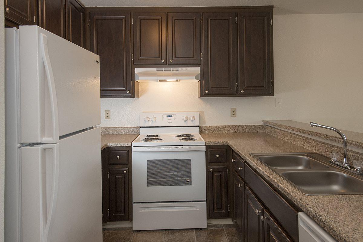 Sierra Glen Vacant Upgraded Kitchen