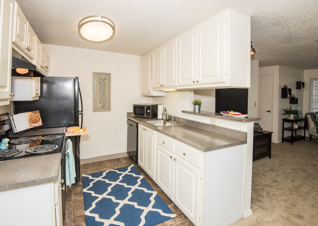 Sir Charles Court Model Kitchen Upgraded