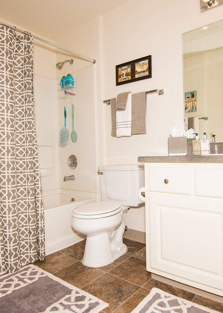 Sir Charles Court Model Upgraded Bathroom