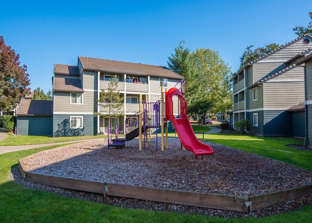 St Marys Woods Second Playground