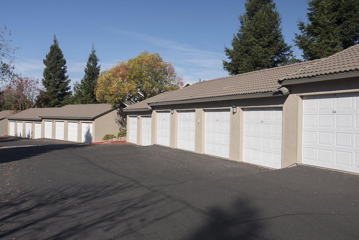 Stanford Heights Garages