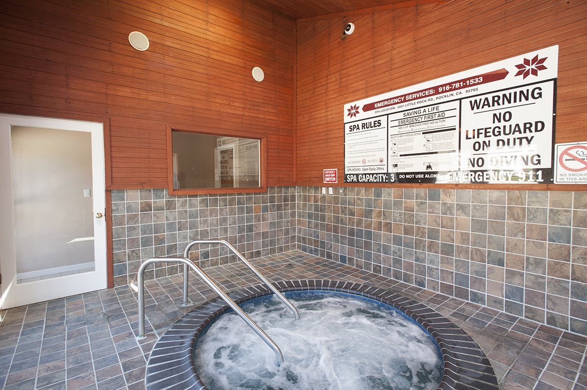 Stanford Heights Indoor Spa