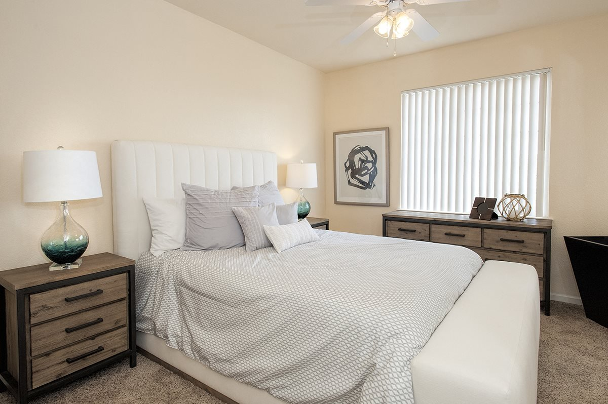 Stoneridge Model Master Bedroom