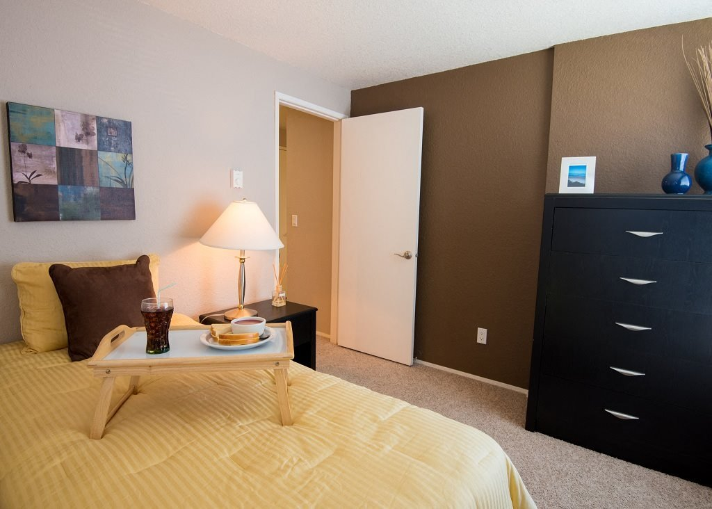 Sunstone Parc Model Apartment Second Bedroom
