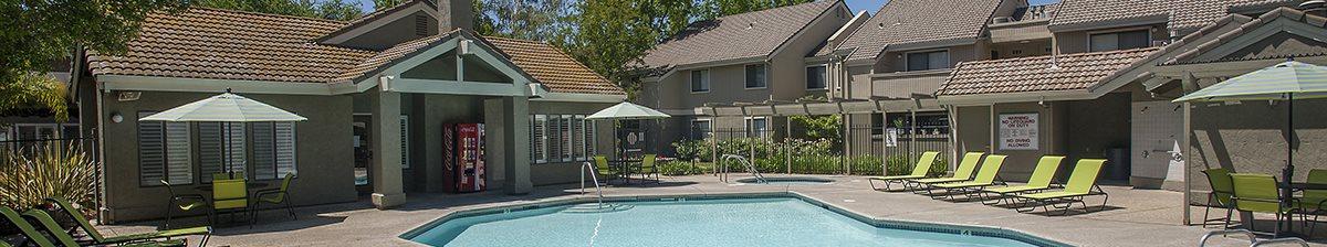 Zinfandel Village Apartments Pool
