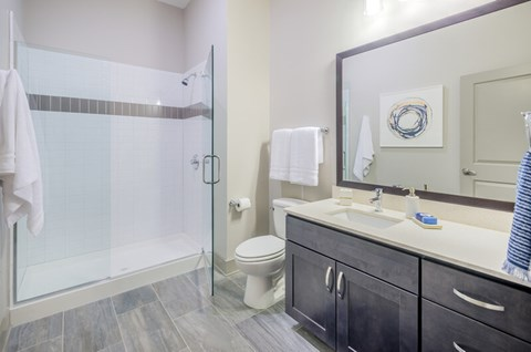 The Metropolitan Model Bathroom