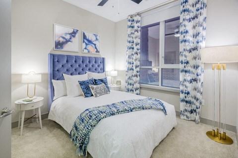 The Metropolitan Model Bedroom
