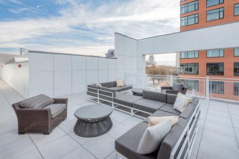 The Metropolitan Rooftop Lounge