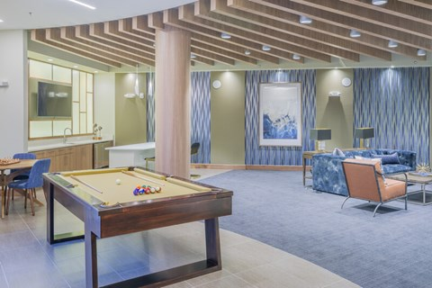The Metropolitan Game Room