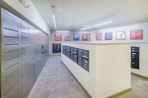 The Metropolitan Mailroom