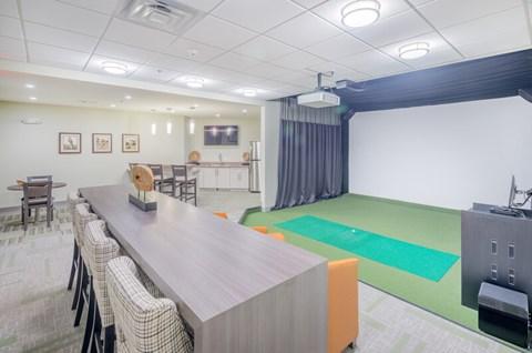 The Metropolitan VR Room