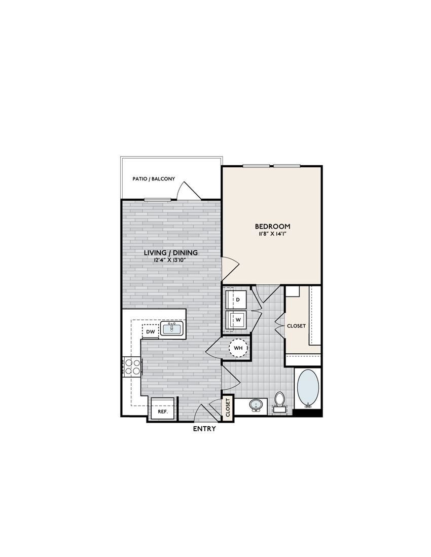 Boardwalk A1A floorplan