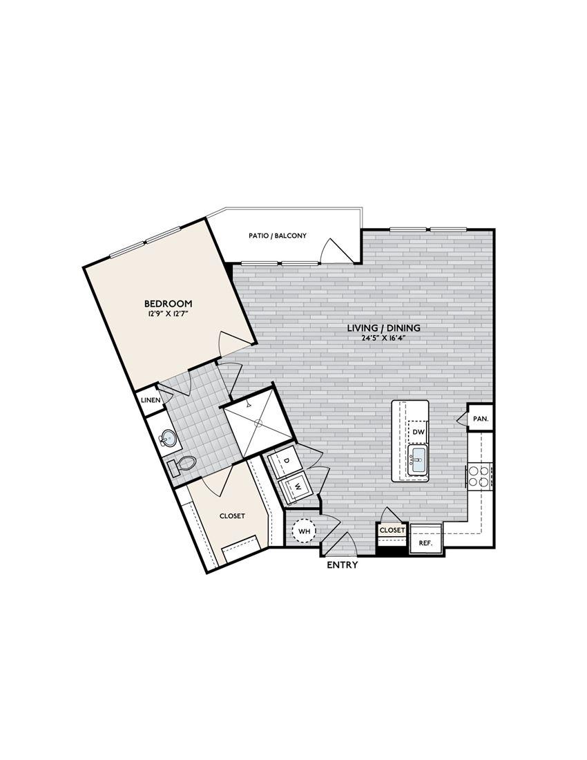 Boardwalk A1L floorplan