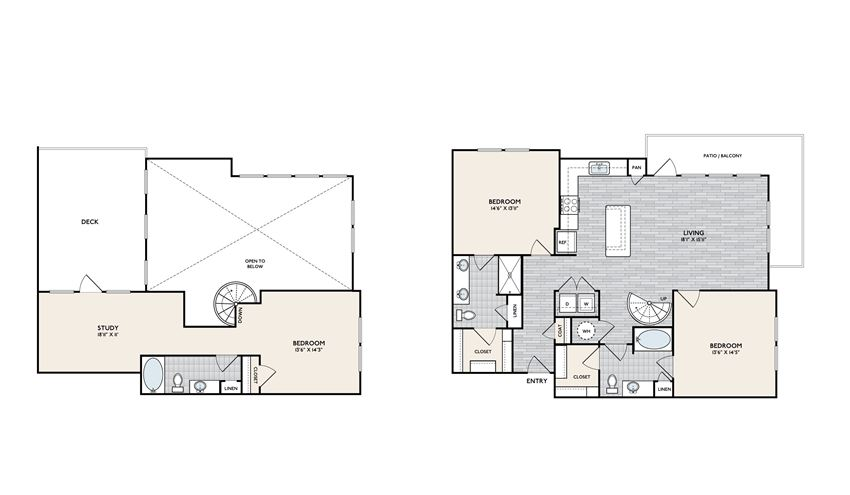 Boardwalk C3A floorplan