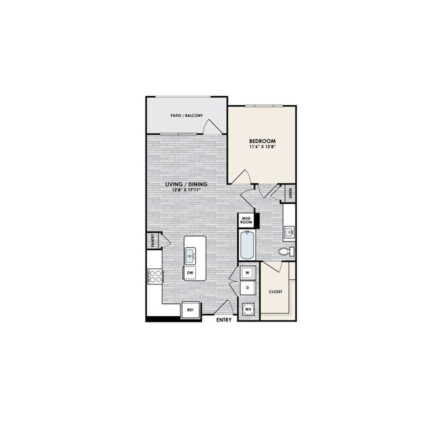 Eastshore A1G floorplan