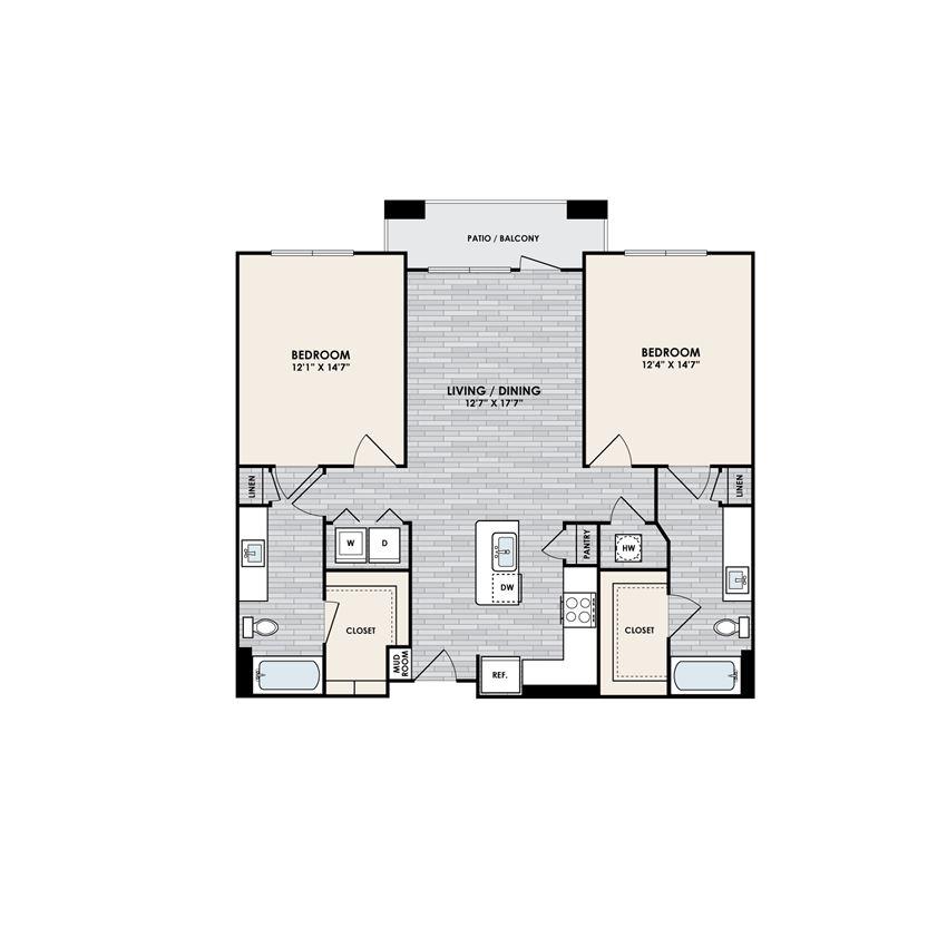 Eastshore B2B floorplan