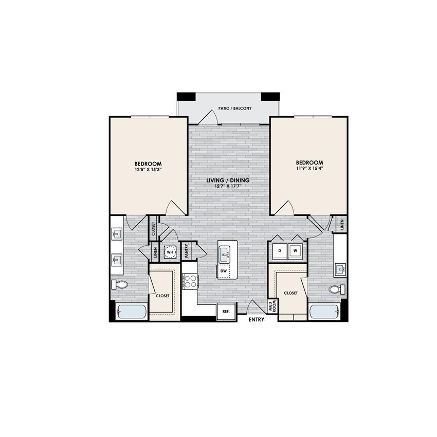 Eastshore B2D floorplan