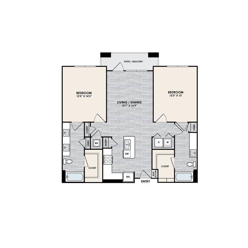 Eastshore B2E floorplan