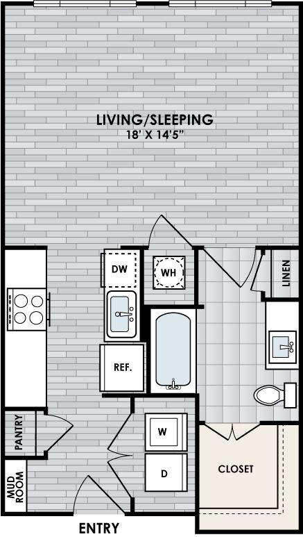 Eastshore S1A floorplan