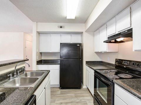 Fully Equipped Kitchen With Modern Appliances at Green Tree Place, Jacksonville, 32256