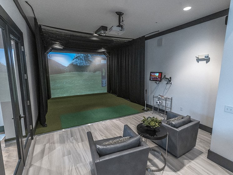 Game Room at Integra Sunrise Parc, Florida