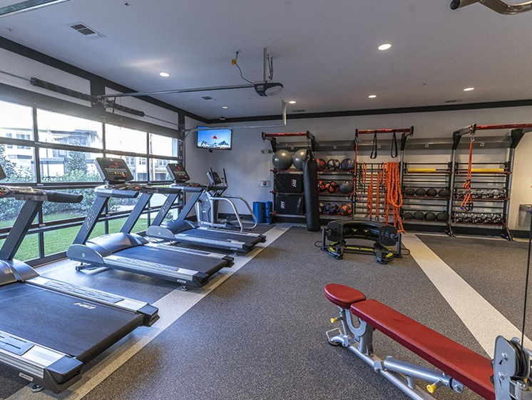 High-Tech Fitness Center at Integra Sunrise Parc, Kissimmee, 34746