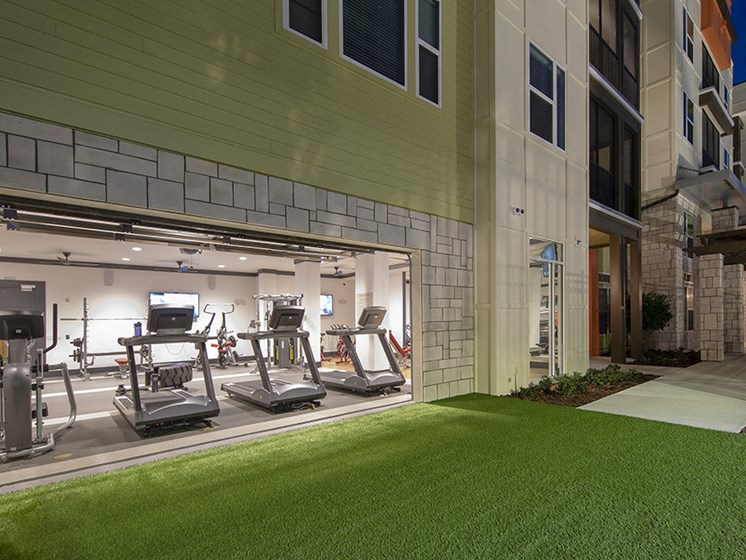 Fitness Center at Integra Sunrise Parc, Florida