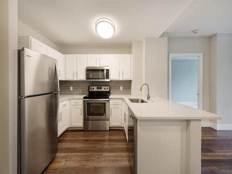 Kimball Towers  apartments kitchen