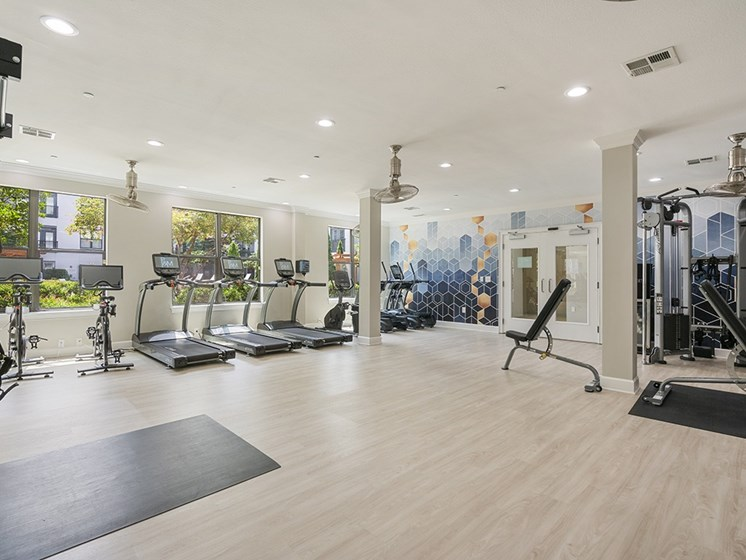 Park & Market fitness center