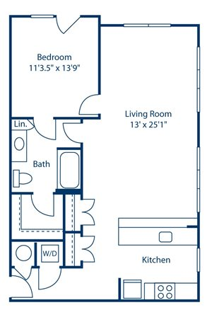 Park and Market A1I floor plan