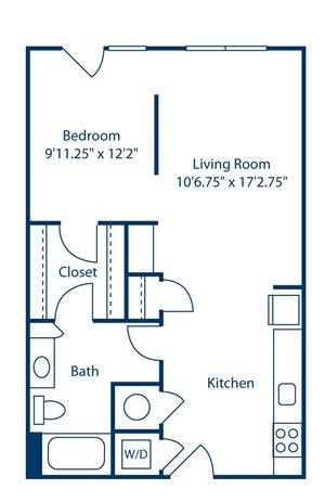 Park and Market S1C floor plan