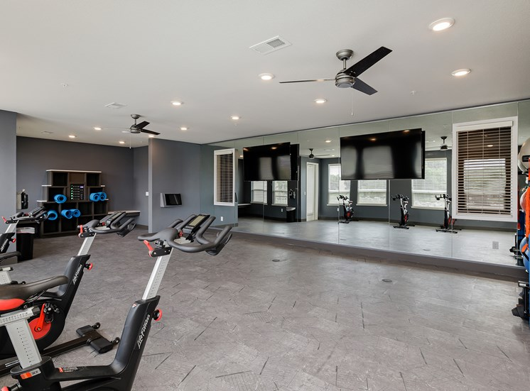 Element 25 apartments fitness center