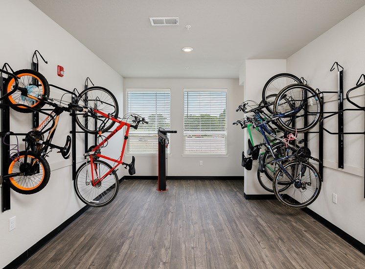 Element 25 apartments bike storage