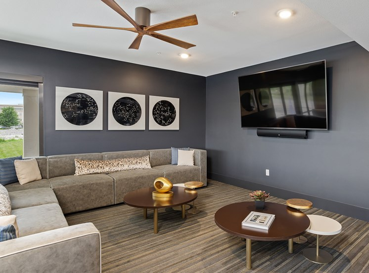 Element 25 apartments clubhouse