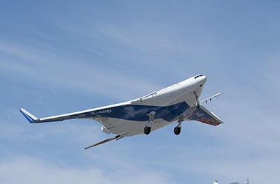 2007 Event X-48B