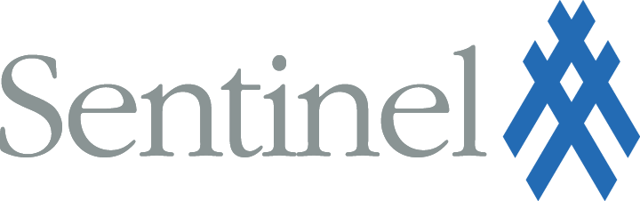 Sentinel Corporation Real Estate Logo