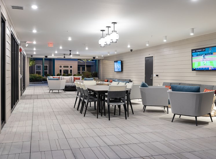 Social Lounge at Cameron Square, Alexandria, 22304