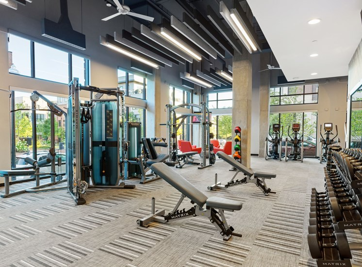 State Of The Art Fitness Center at Cameron Square, Virginia, 22304