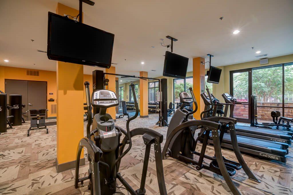 Fitness center eon at Lindbergh