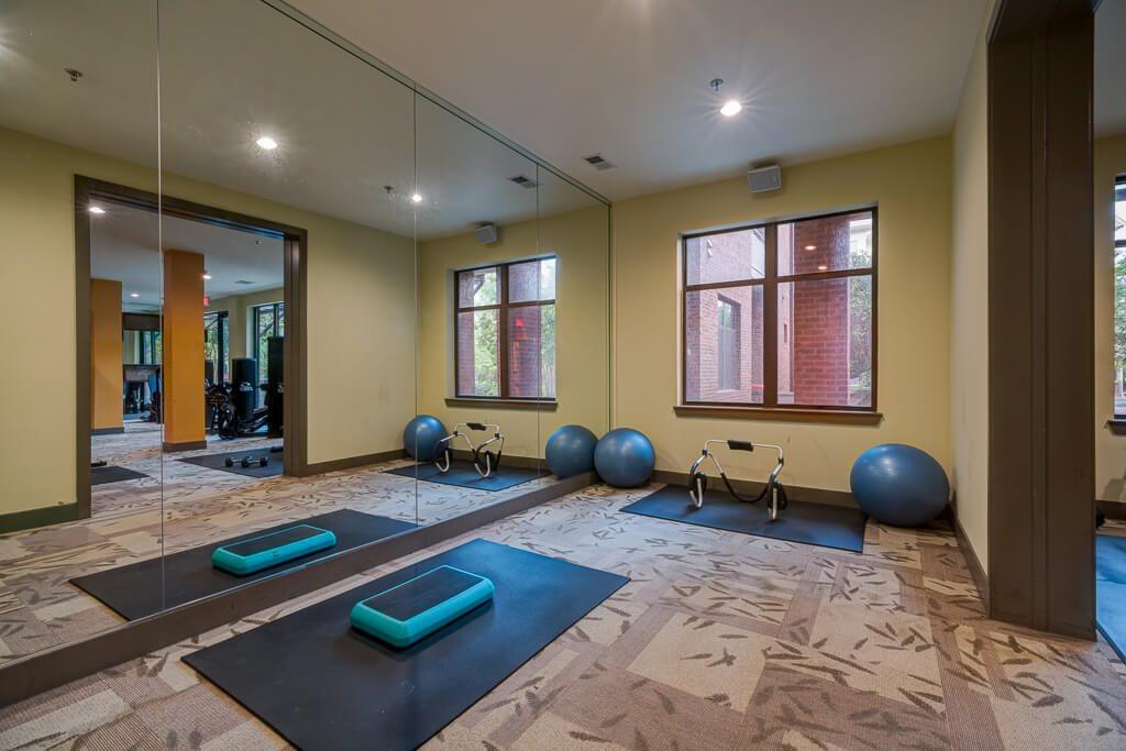 Yoga studio eon at Lindbergh Atlanta GA
