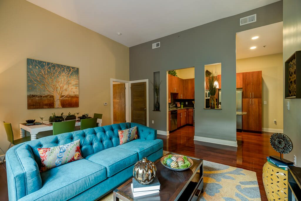 Living area eon at Lindbergh